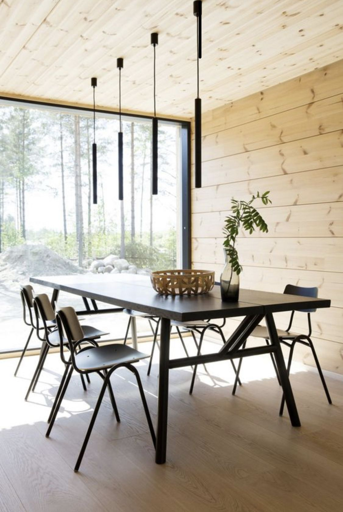 Pin By Gosia Dekempe On Upstate Wall Finishes Log Home Interiors Cabin Interior Design Log Home Interior