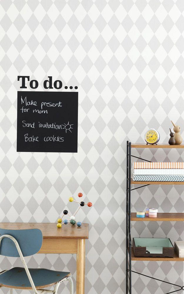 tapete harlequin von ferm living pinterest. Black Bedroom Furniture Sets. Home Design Ideas