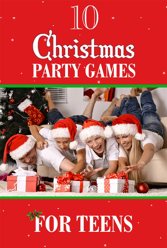 Ordinary Top 10 Christmas Party Ideas Part - 12: Top 10 #Christmas Party Games For Teens More