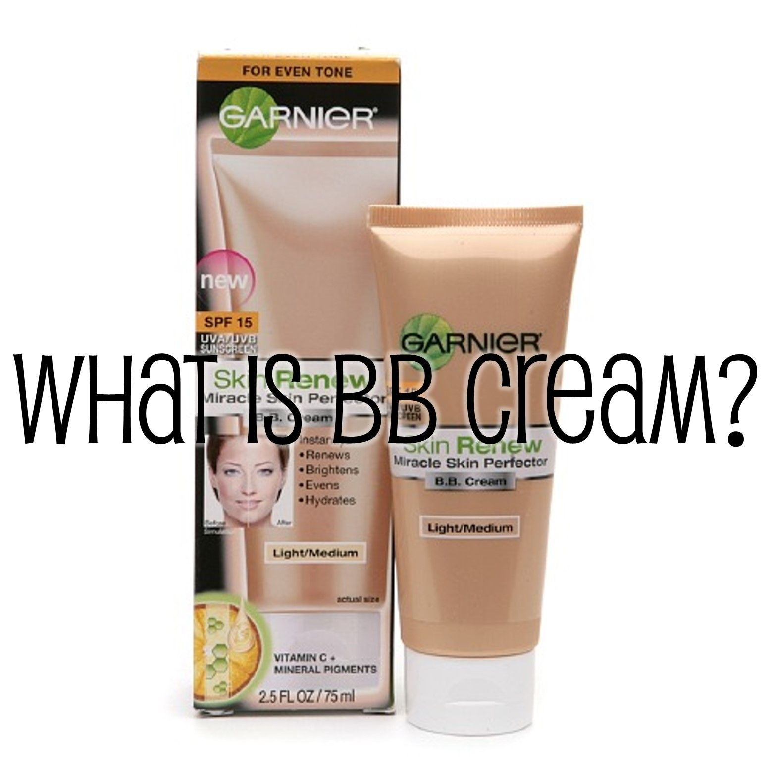 What Is Bb Cream Total Explanation Of What It Is What It Does And