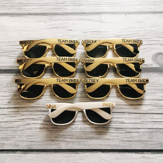 7a73771e58 8 PAIRS -- Personalized Sunglasses