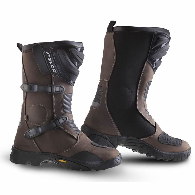 Falco Mixto Waterproof Adventure Touring Boots ($280) | Waterproof ...