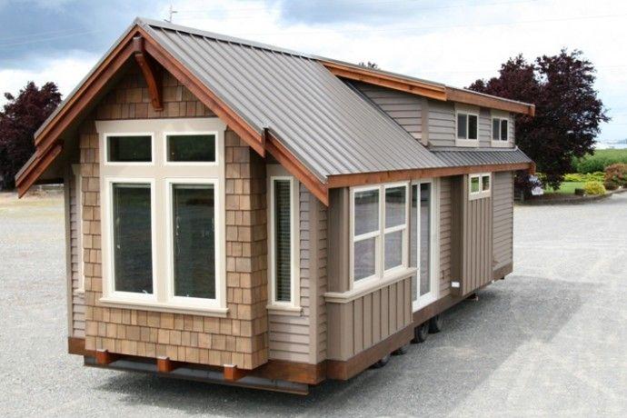 Veritas Park Model Homes