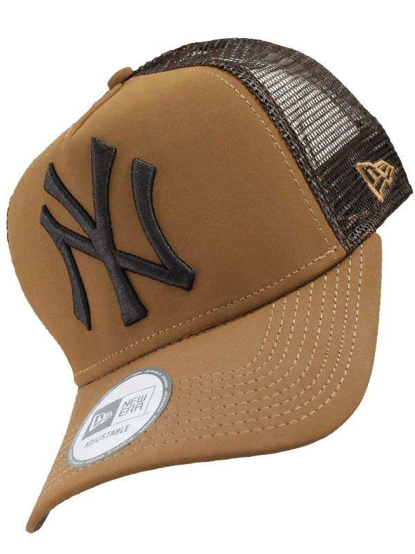 le meilleur style distinctif images détaillées Casquette trucker New Era - Trucker filet New Era New York ...
