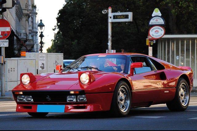Iconic Ferrari 280 GTO on road - Autos in 2020 | Ferrari ...