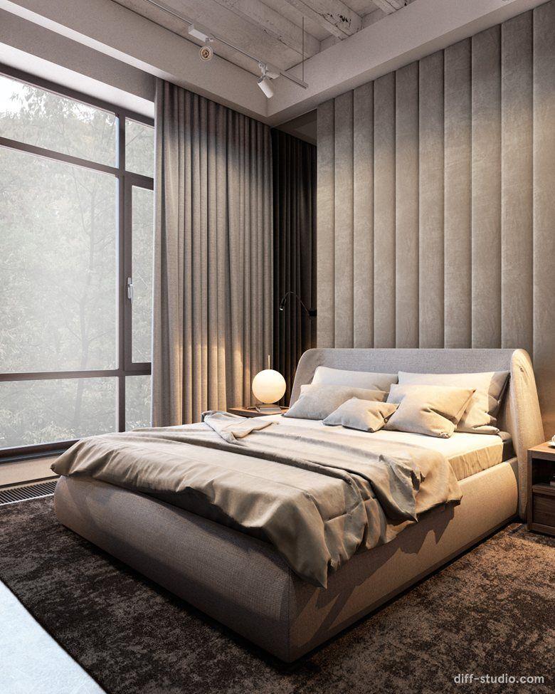 Moscow loft   Diff.Studio INTERIOR DESIGN   Interior ...