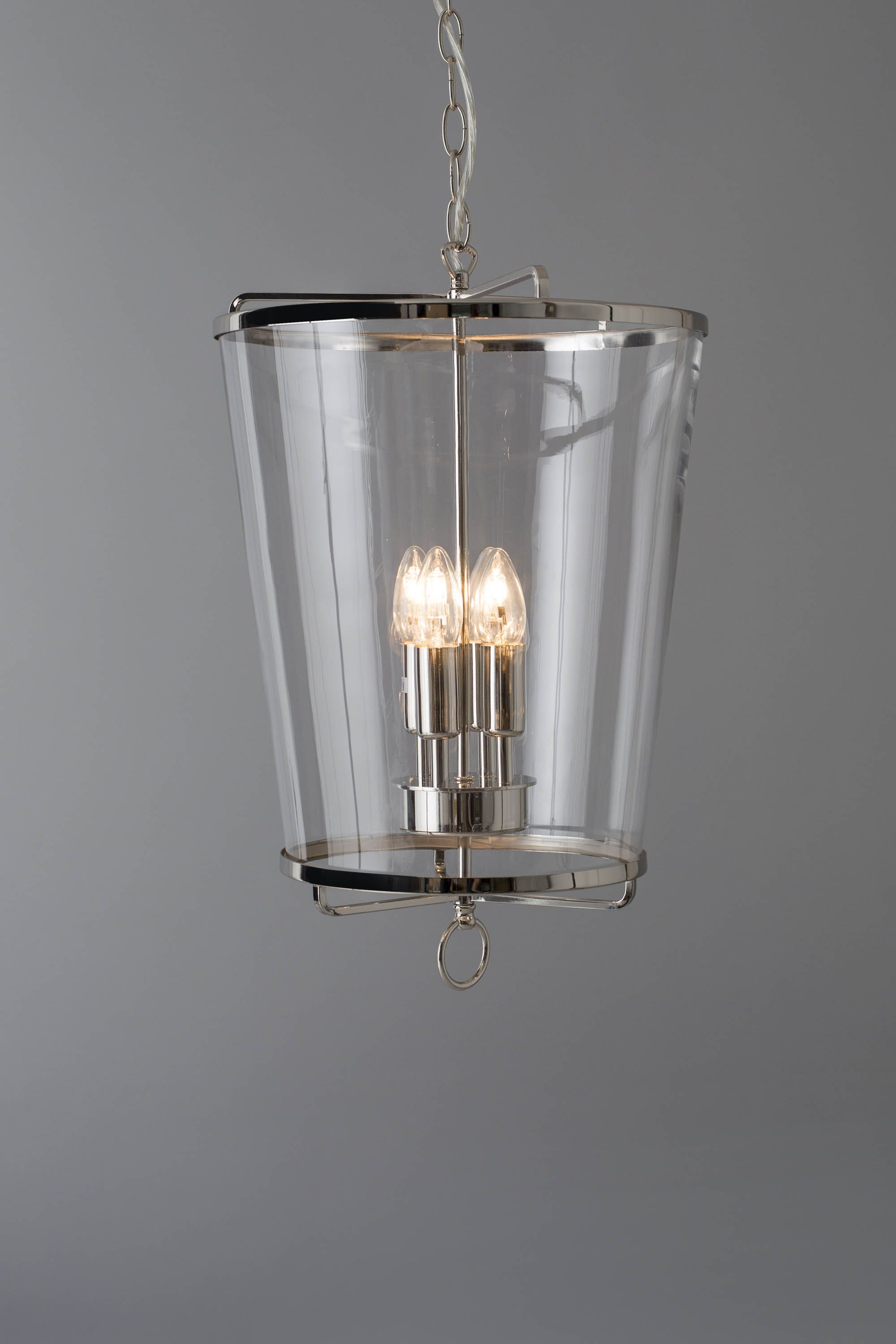 Martha Chrome Pendant Lantern | BHS | Ceiling lights