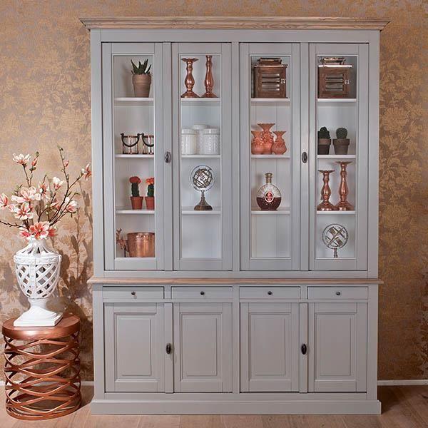 Worcester Reclaimed Wood Large Dresser
