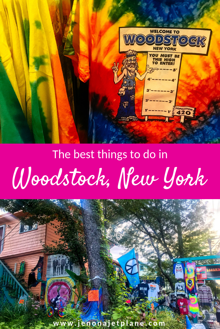 Want To Visit Woodstock New York This Hippie Town Has A Lot To See From The World S Largest Kaleidoscope To The Si Woodstock New York Woodstock Woodstock Ny