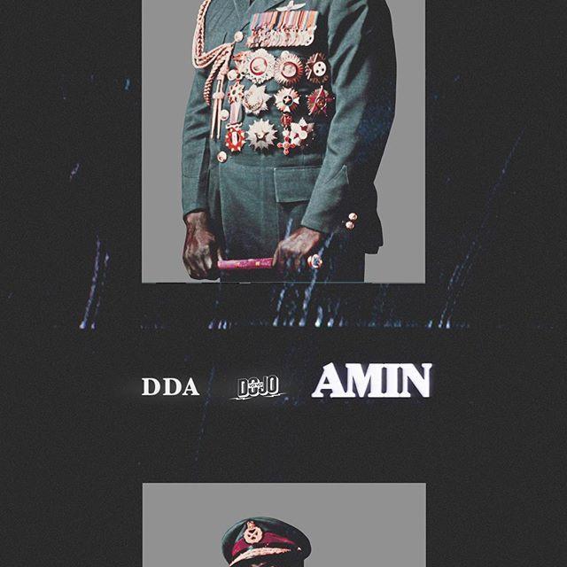 """Parte de LO-FILES: sencillos y rarezas de #ElDojo.  Originalmente grabado en el 2014, DDA (12"""" Ninjazz) presenta """"AMIN"""", coproducido por Ríal Guawankó & Drama▲Theme.  -  Enlace en bio."""