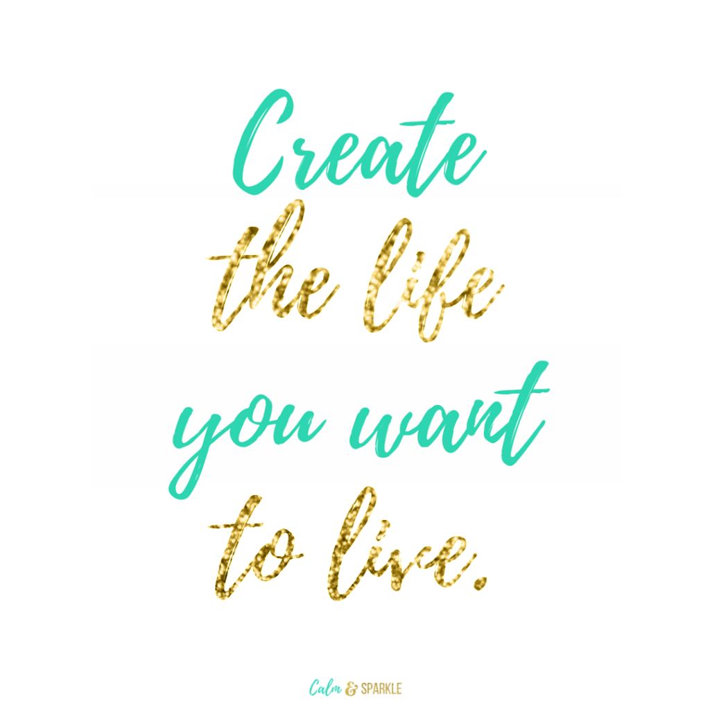 Inspiraatiota | Calm & Sparkle
