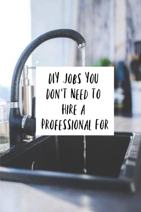 DIY Jobs You Don't Need to Hire a Professional For