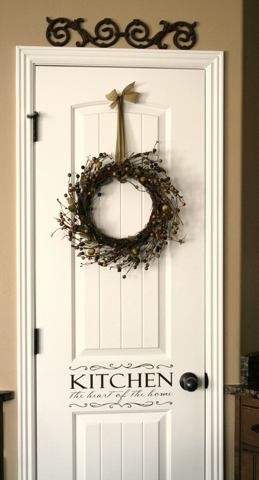 Love this for a pantry door decorating ideas pinterest pantry