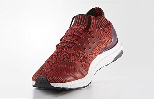 af0cbcad26e Adidas UltraBoost Uncaged Mens Running Shoes Dark BurgundyTactile Red by2554  10 DM US -- Amazon most trusted e-retailer  AdidasFashion
