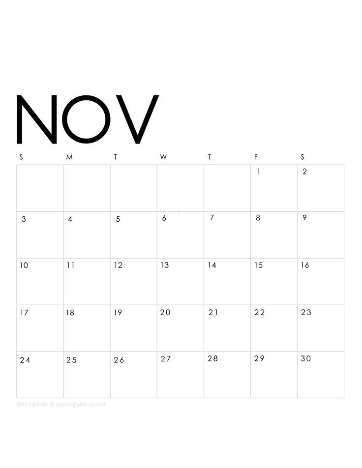 Printable November 2019 Calendar Monthly Planner 2 Designs Flowers & Modern is part of Calendar monthly planner, 2019 calendar, Monthly calendar printable, Calendar 2019 design, Monthly calender, Monthly planner - Free printable November 2019 calendar and monthly planner, 2 beautiful designs to download flowers with painted floral bouquets & modern minimal style!