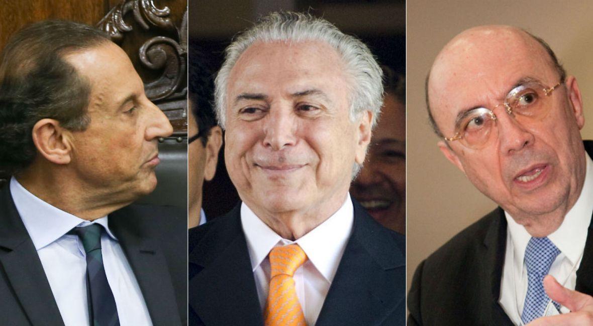 Economia brasileira pode quebrar, Sem Paneleiros Temer compromete 85% do PIB