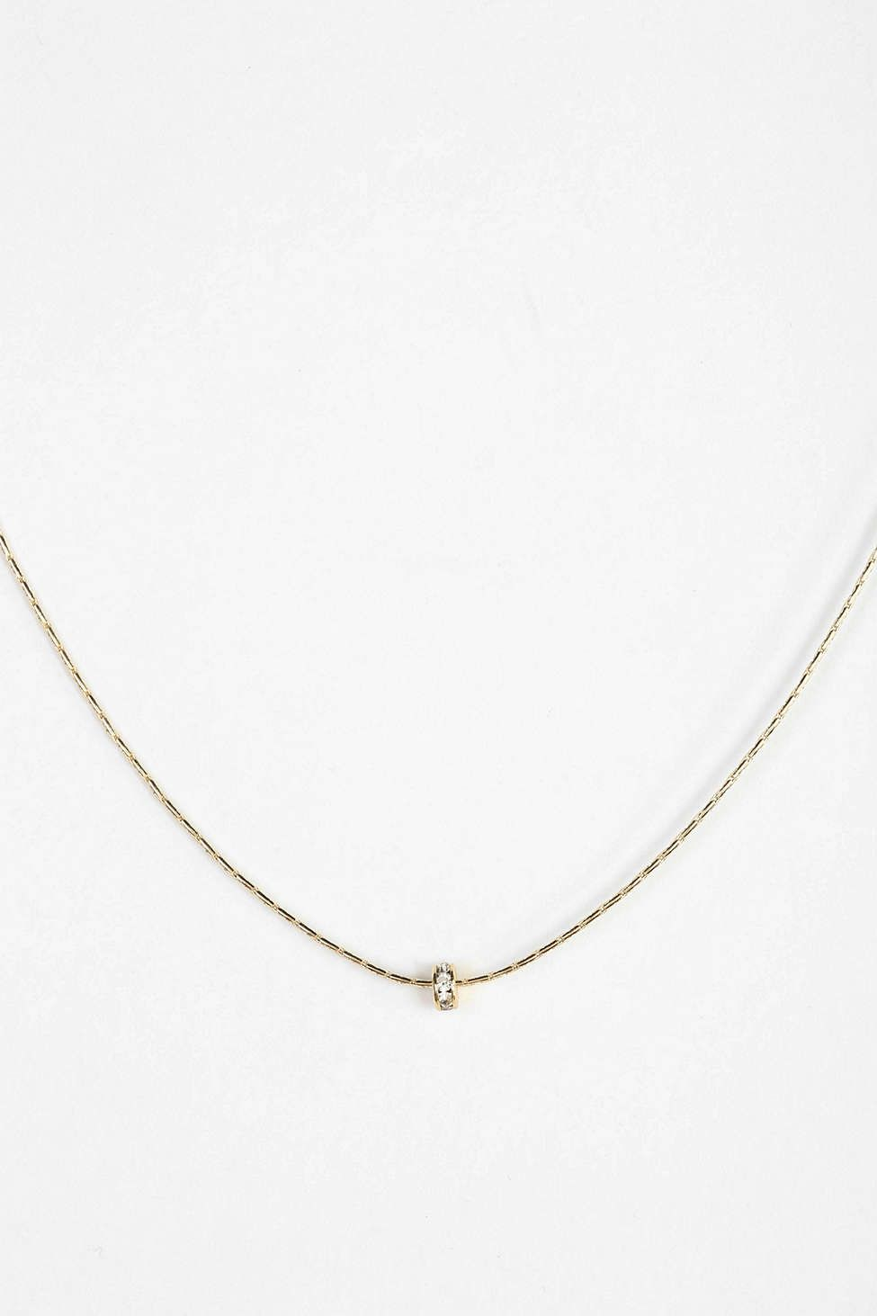 Little Light Necklace - Urban Outfitters