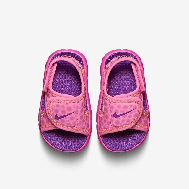 8467a6148 Nike Sunray Adjust 4 (2c-10c) Infant Toddler Sandal. Nike.com ...