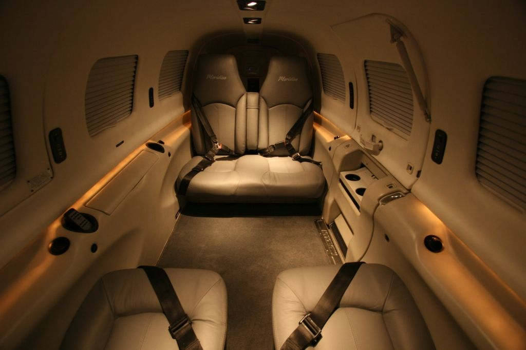 Piper Meridian Cabin | Aviation | Piper aircraft, Fly plane