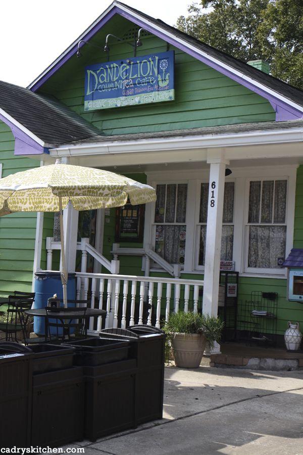Dandelion Community Cafe In Orlando Restaurants In Orlando Vegetarian Restaurant Vegan Friendly Restaurants