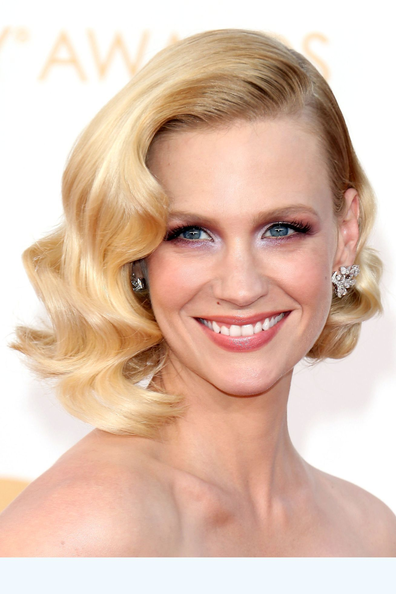 thelist: old hollywood waves | hairstyles | chic short hair
