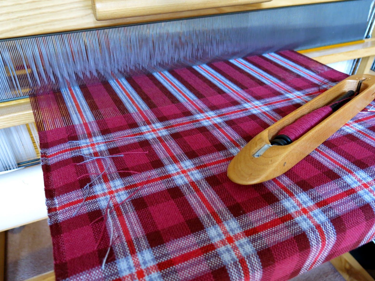 Durham Weaver: Stripes