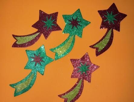 Broche arbol de navidad goma eva buscar con google - Decoracion navidad goma eva ...