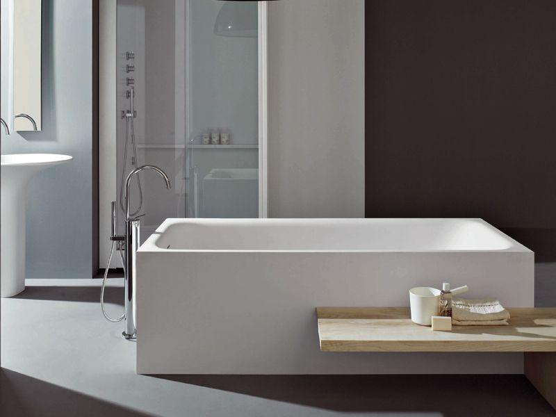 Vasche Da Bagno Zucchetti : Morphing vasca da bagno in cristalplant by kos by zucchetti