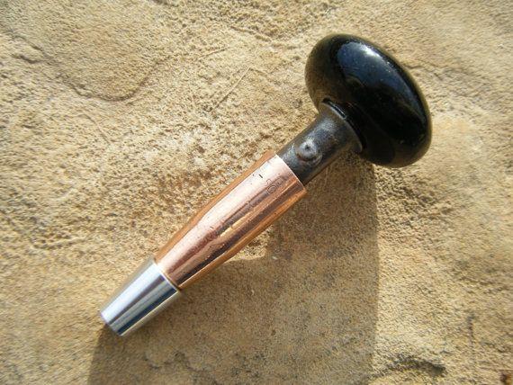 Antique Porcelain Door Knobs beer tap handle antique porcelain door knob for kegerator faucet