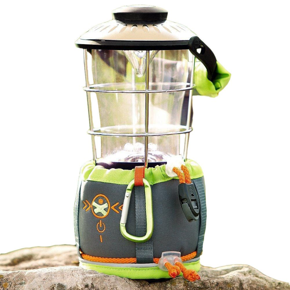 This battery-free lantern is perfect for exploring on warm summer nights.