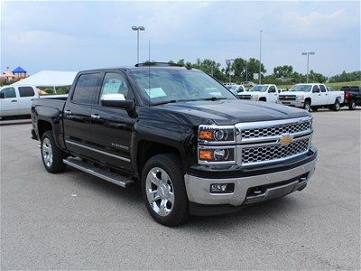 2014 Chevrolet Silverado 1500 1LZ Crew Cab At David Stanley Chevrolet Of  Norman In Norman,
