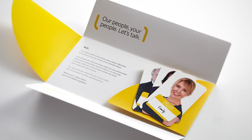 Messy Design Logica Direct Mail Direct Mail Direct Mail Design