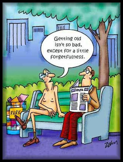 Image result for forgetful old age funny images