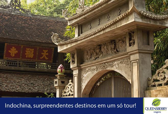 Faça um grande tour pela Indochina e visite a região do sudeste asiático que envolve o misticismo e os hábitos de culturas orientais milenares! Acesse para saber mais informações! http://bit.ly/11qscko  #Indochina #Vietna #Laos #Camboja #LuangPrabang #Hanoi #Halong #BatTrang #Danang #HoiAn #Hue #HoChiMinh #CuChi #SiemReap #QueensberryViagens