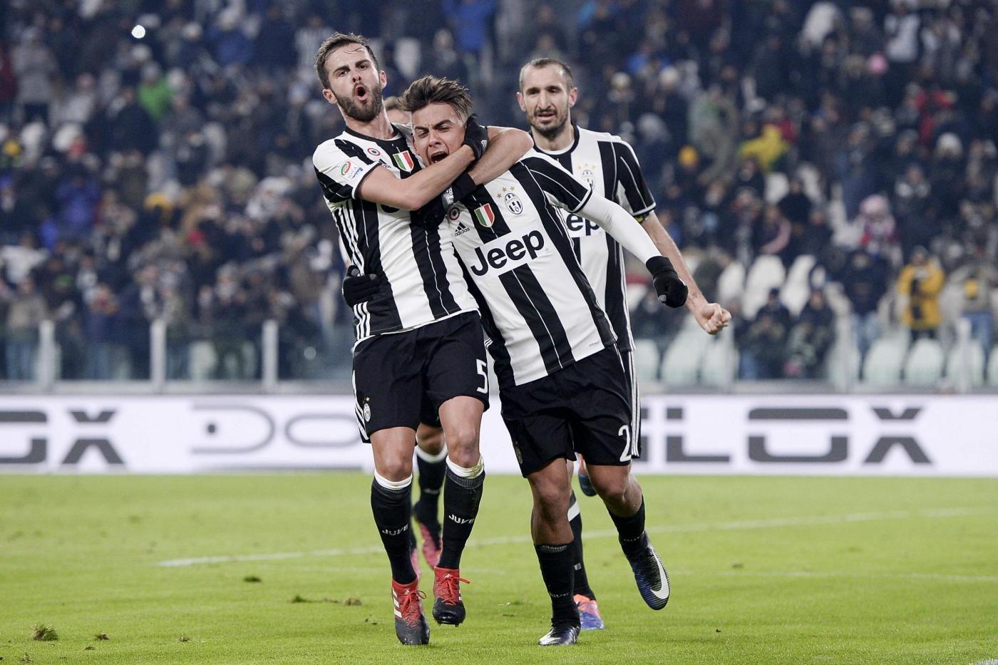 Doppietta di Higuain e rigore di Dybala: Juve - Bologna 3 - Sportmediaset - Foto 23
