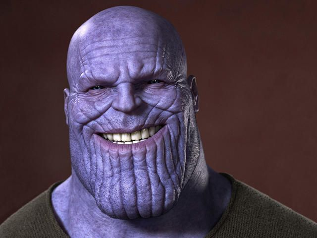 Thanos Smiling Wallpaper Hd Movies 4k Wallpapers Images Photos And Background In 2021 Thanos Face Creepy Smile Marvel Drawings