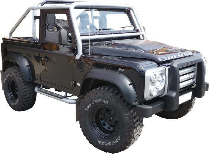 PM789 | Defender Extended Arches - Paddock Spares - Paddock Spares