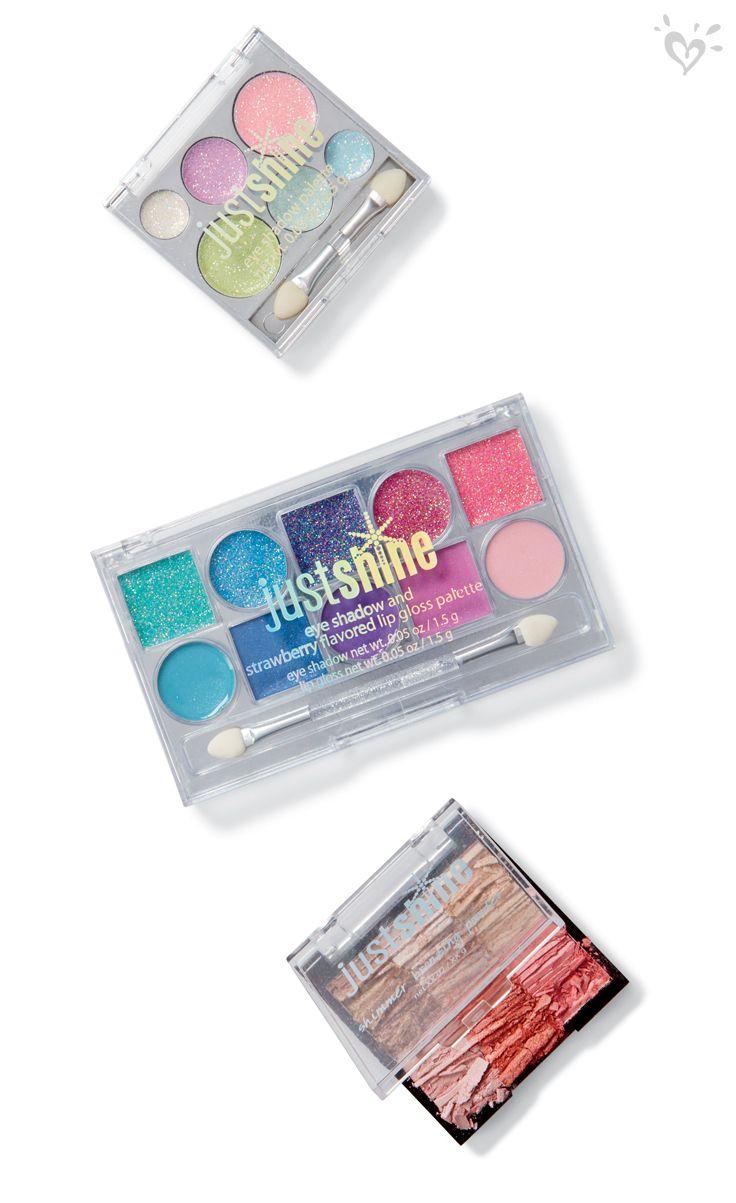Girls Cosmetics Beauty Shop Justice Justice Makeup Kids Makeup Makeup Essentials