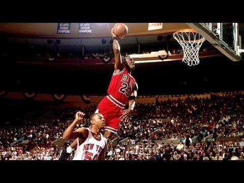 michael jordan basket youtube