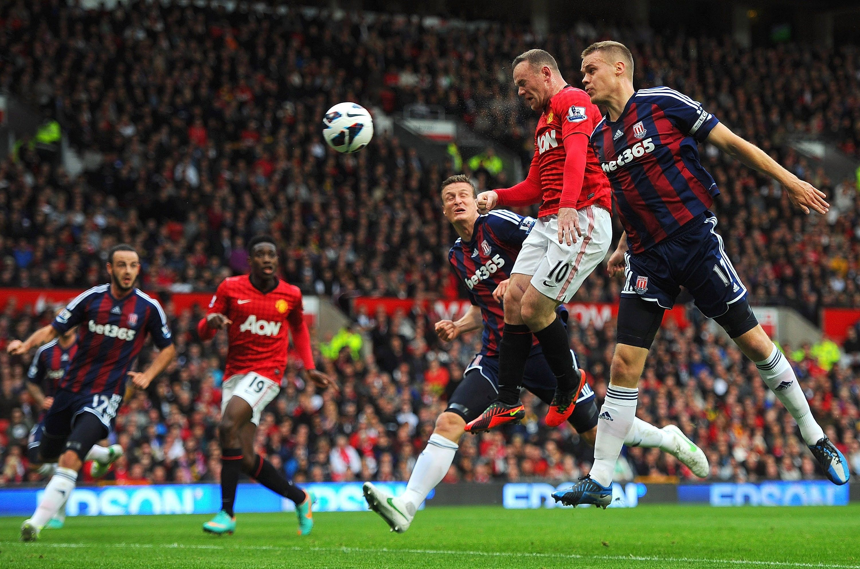 Manchester United Vs Stoke City Match Preview Commentary Head To Head Live Streaming Broadcasts English Premier League Manchester United Stoke City