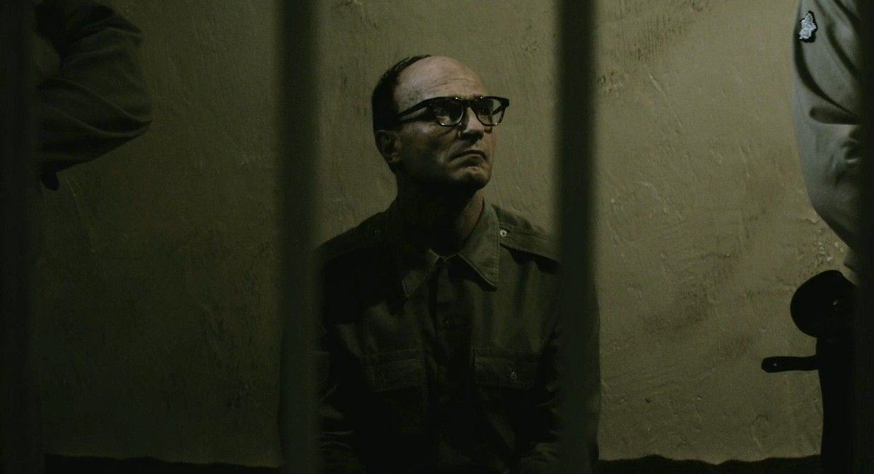 Eichmann Is A Biographical Film Detailing The Interrogation Of Adolf