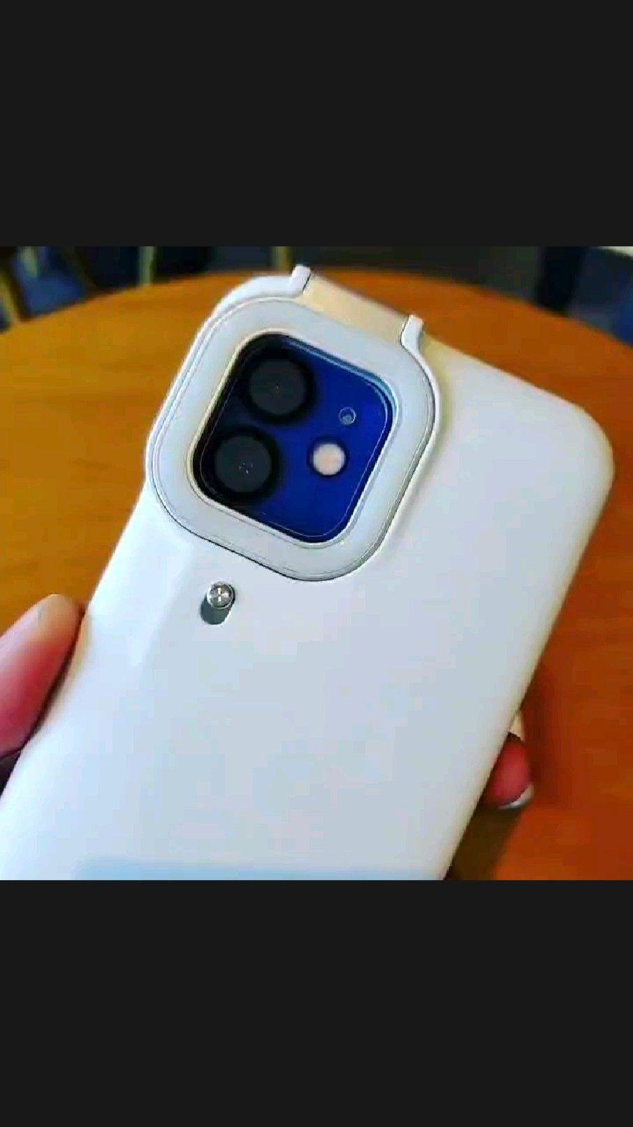 Ring Light iPhone Case