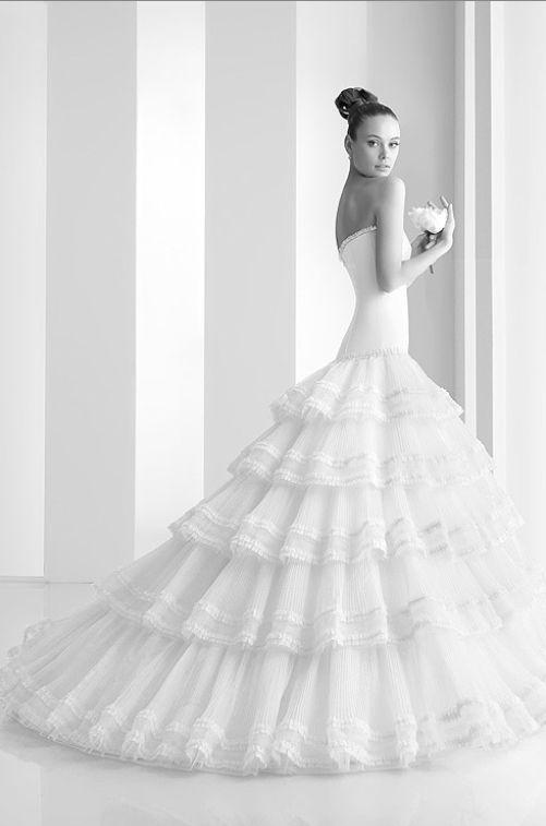 Spanish Inspired Wedding Dress. So Gorgeous! | Forever I Do's ...