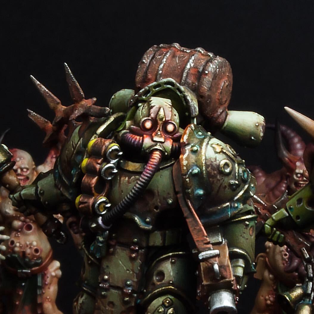 ...bad boys... Warhammer, Warhammer 40000, Miniature