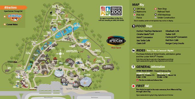 Zoo Map | Omahau0027s Henry Doorly Zoo | Entertainment in Omaha | Visit Omaha & Zoo Map | Omahau0027s Henry Doorly Zoo | Entertainment in Omaha ... pezcame.com