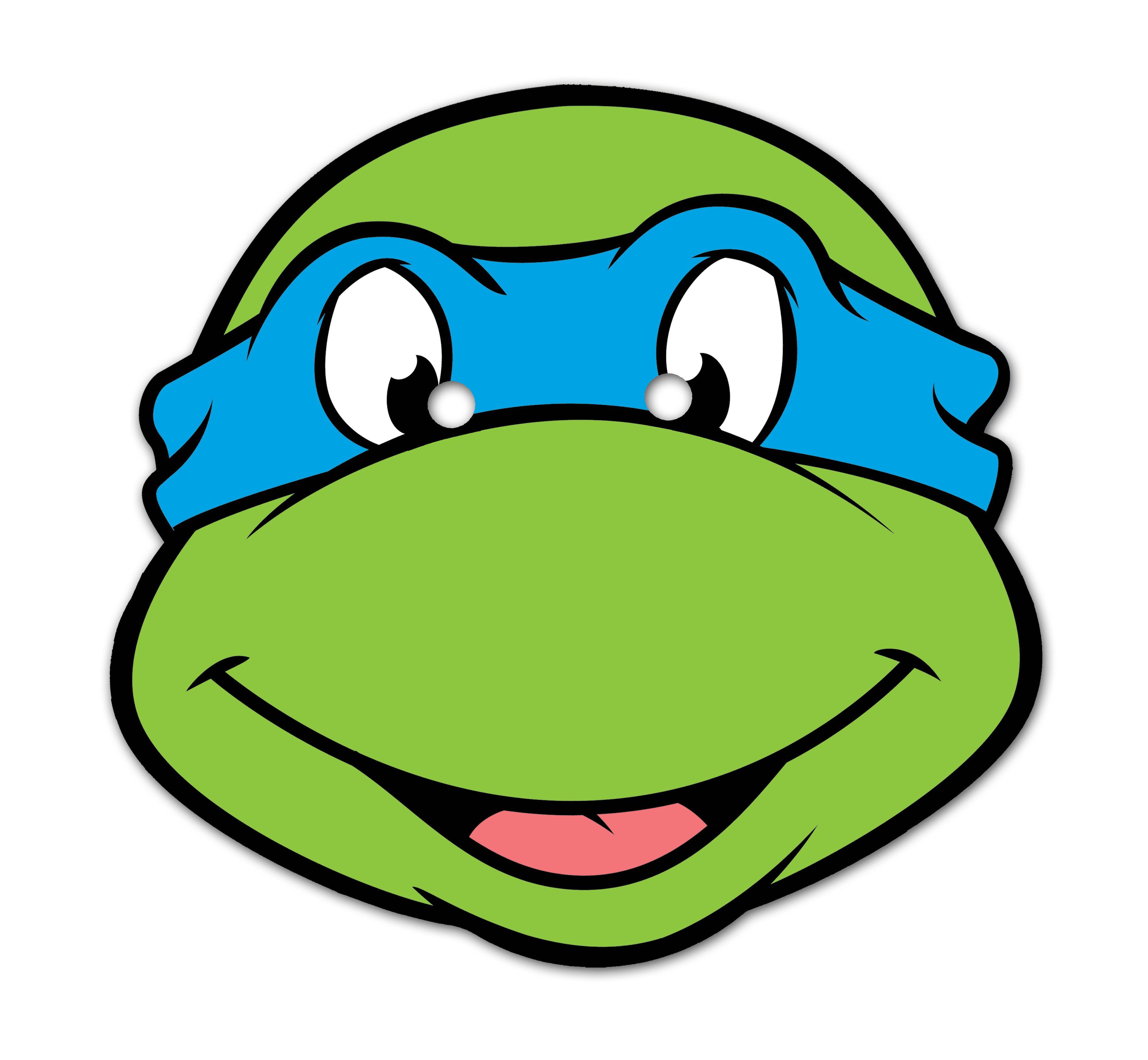 michelangelo ninja turtle face leonardo face ninja turtle rh pinterest com ninja turtle clipart free ninja turtles clipart