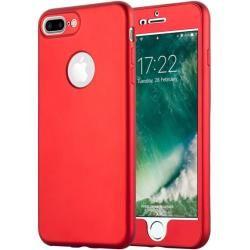 Photo of Tpu Fullbody Case in Rot von Casylt für Ihr iPhone X / Xs