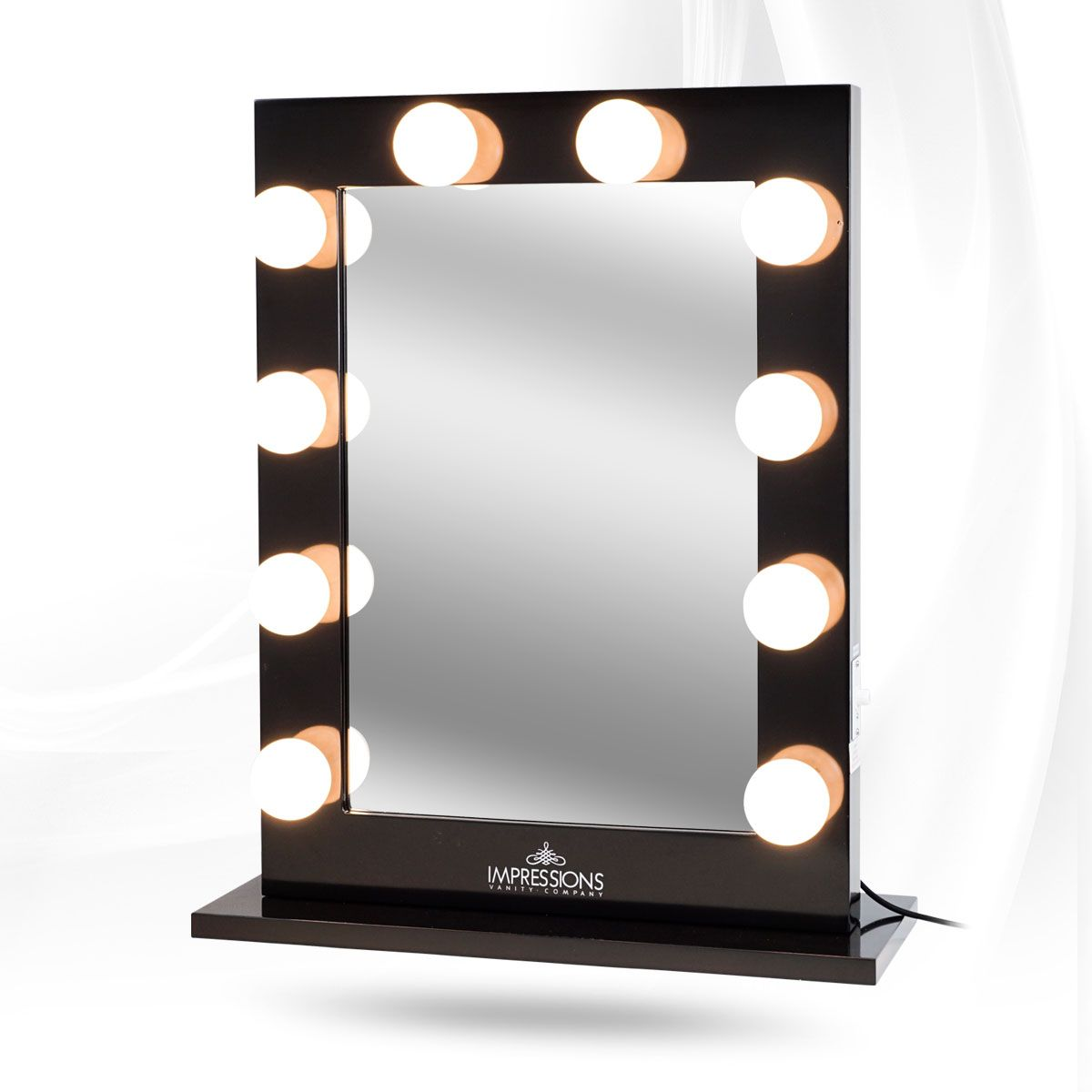 Pictures In Gallery Hollywood Studio XL Vanity Mirror DISCONTINUED