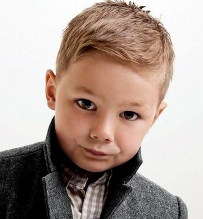 Boy Hairstyles Image Result For Little Boy Haircuts Short  Hair  Pinterest  Boy