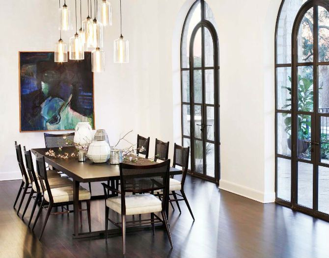 Contemporary Dining Room Chandeliers Custom Modern Dining Room Chandelier  Httpsweethomesmodern Inspiration Design